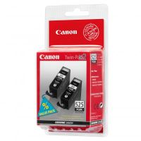 Inkoustová cartridge Canon PGI-525BK, Pixma MG5150, MG5250, Twin Pack, originál