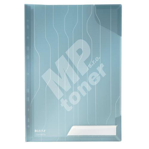 Závěsné desky Leitz CombiFile A4, 200 mic, modré, balení 3 ks 1