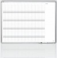 Roční plánovací tabule 90 x 120 s poznámkou