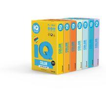 Barevný papír IQ CR 20 A4 80g pastelová chamois 1bal/500ks 3