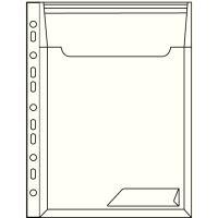 Závěsné desky Leitz CombiFile s rozšiřitelnou kapacitou, čiré 4