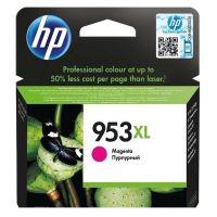 Inkoustová cartridge HP F6U17AE, OfficeJet Pro 8200, magenta, No.953XL, originál