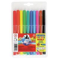 Popisovač Centropen 7550/10 TP vypratelné Colour World
