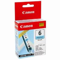 Inkoustová cartridge Canon BCI-6PC photo cyan originál