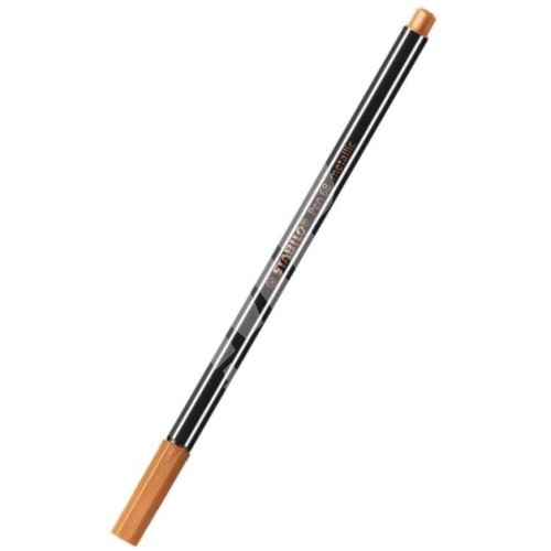 Fix Pen 68 metallic, bronzová, 1 mm, STABILO 1