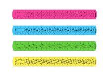 Ohebné pravítko Kores Elastik 30 cm, mix barev