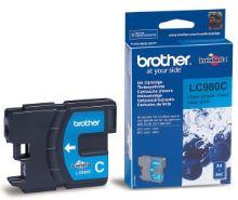 Inkoustová cartridge Brother LC-980C, DCP 145C, DCP165C, cyan, originál