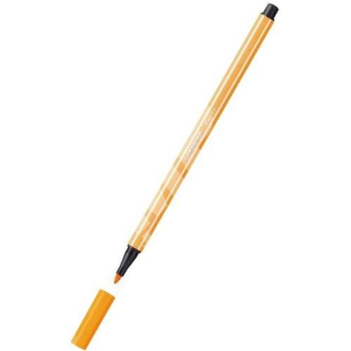Fix Pen 68, neonová oranžová, 1 mm, STABILO 1