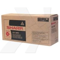 Toner Sharp AR-208T, AR-203, black, originál
