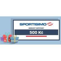 Poukaz Sportisimo 500 Kč