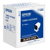 Toner Epson C13S050750, WorkForce AL-C300, black, originál