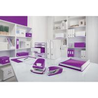 Stolní děrovač Leitz NeXXt 5008, 30 listů, purpurový 6