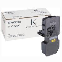 Toner Kyocera TK-5220B, EcoSYS M5521, P5021, black, originál