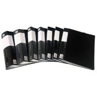 Katalogová kniha Auro, 100 listů, černá