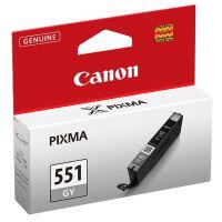Cartridge Canon CLI-551GY, grey, 6512B001, originál 2