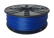 Tisková struna Gembird (filament) flexibilní, 1,75mm, 1kg, modrá
