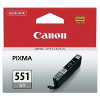 Cartridge Canon CLI-551GY, grey, 6512B001, originál 1