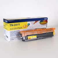 Toner Brother TN-241Y, HL-3140CW, 3170CW, yellow, TN241Y, originál