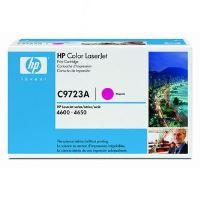 Toner HP C9723A, Color LaserJet 4600, magenta, originál