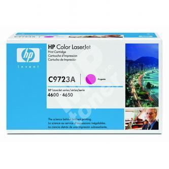 Toner HP C9723A, Color LaserJet 4600, magenta, 641A, originál