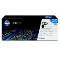 Toner HP Q3960A, Color LaserJet 2550, black, 122A, originál